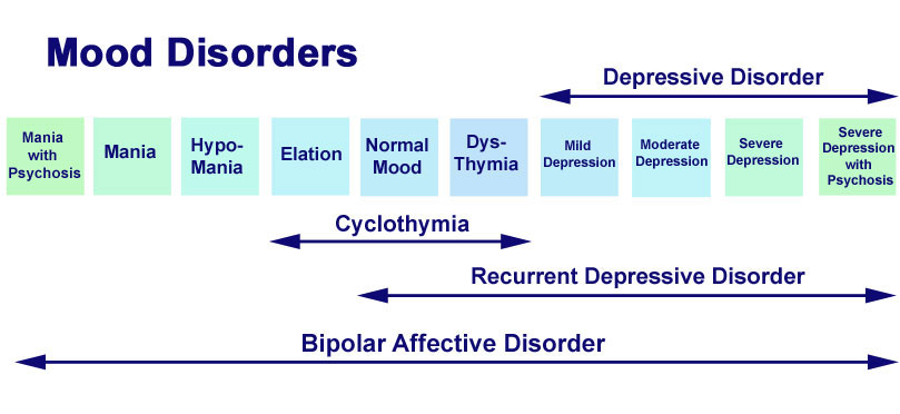 a look into the phenomenon of bipolar affective disorder This article looks at the state of the art in bipolar disorder from the vantage point  of: (i)  keywords: bipolar disorder, manic-depressive illness, mood disorder,   an excellent example is insight, the phenomenon of awareness of illness,.